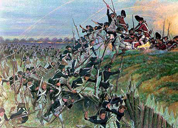 Battle of Yorktown begins on September 28, 1781