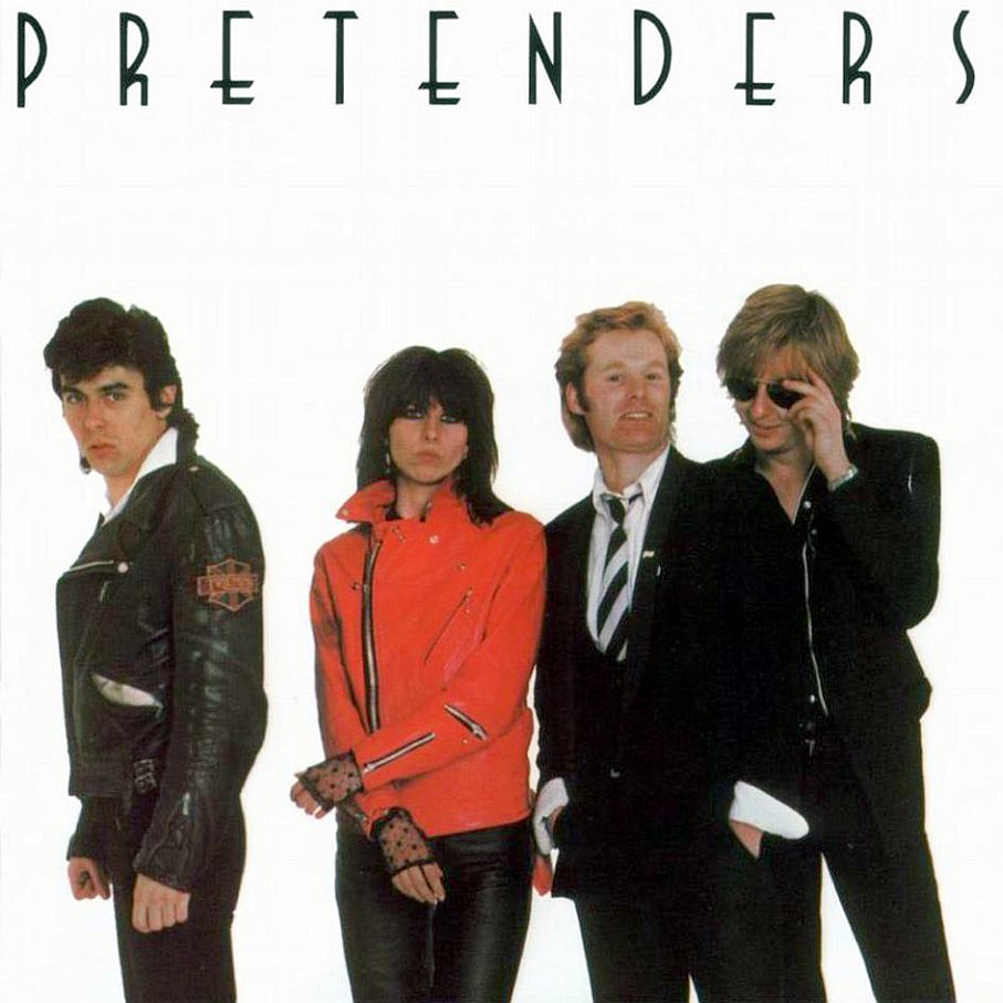 """Brass In Pocket"" - The Pretenders 1980"