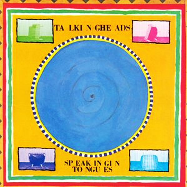 """Burning Down The House"" - Talking Heads 1983"