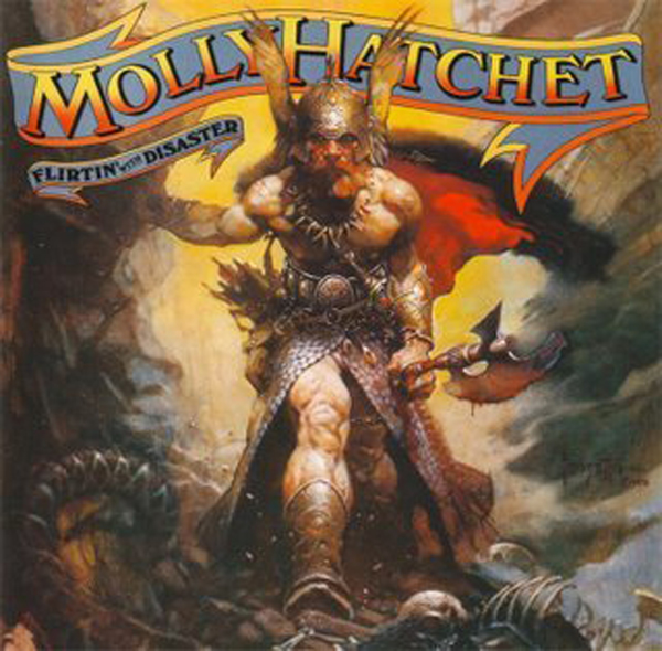 """Flirtin' with Disaster"" - Molly Hatchet 1979"