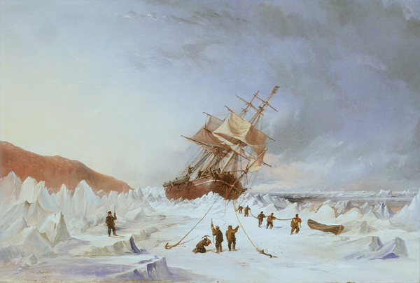 """Tales of Legendary Ghost Ships - Legend of HMS Erebus and Terror"""