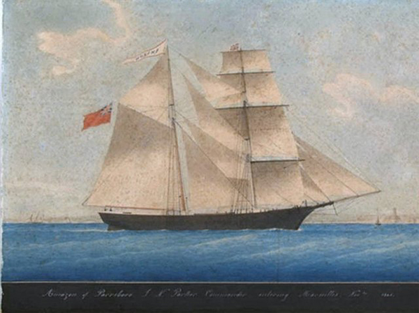 """Tales of Legendary Ghost Ships - Legend of Mary Celeste"""