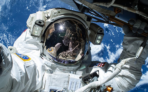 How Fast Do Astronauts Move While Spacewalking?