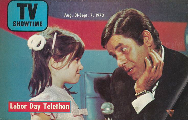 What is the History of the Jerry Lewis Telethon
