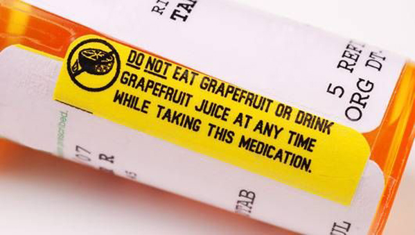 Why Can't You Eat Grapefruit While Taking Certain Medications?