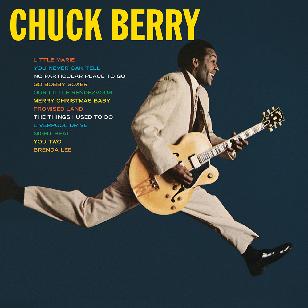 """Run Rudolph Run"" - Chuck Berry 1958"