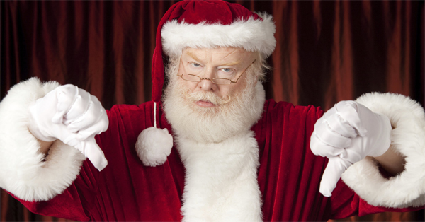 Santa Claus Gets The Boot From Britain's National Trust Because He's Too American