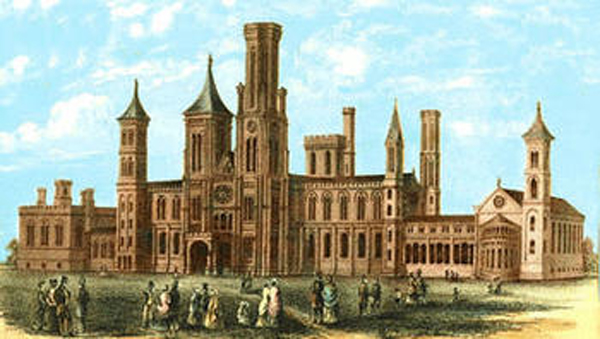 Smithsonian Institution created on August 10, 1846