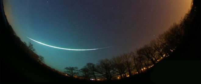 Fireball Hissing: Weird Cause of Noises Made by Meteors Found