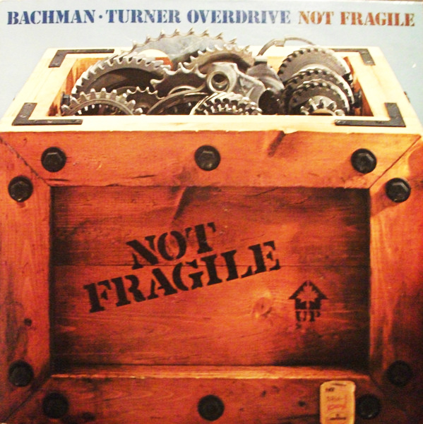 """You Ain't Seen Nothing Yet"" - Bachman-Turner Overdrive 1985"