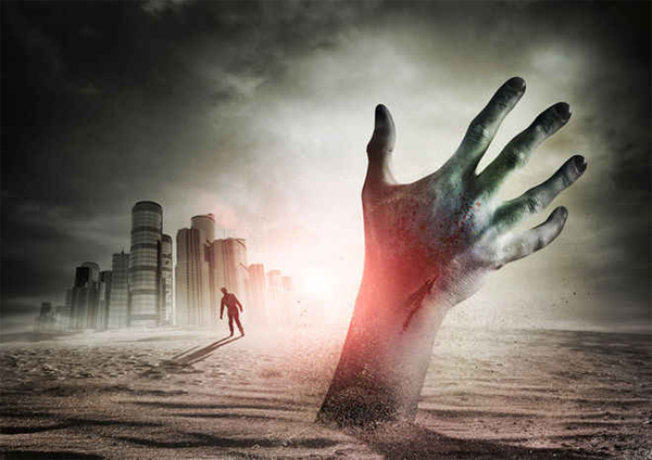 Zombies Would Wipe Out Humans in Less than 100 Days