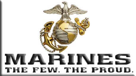 Marines - The Few. The Proud.