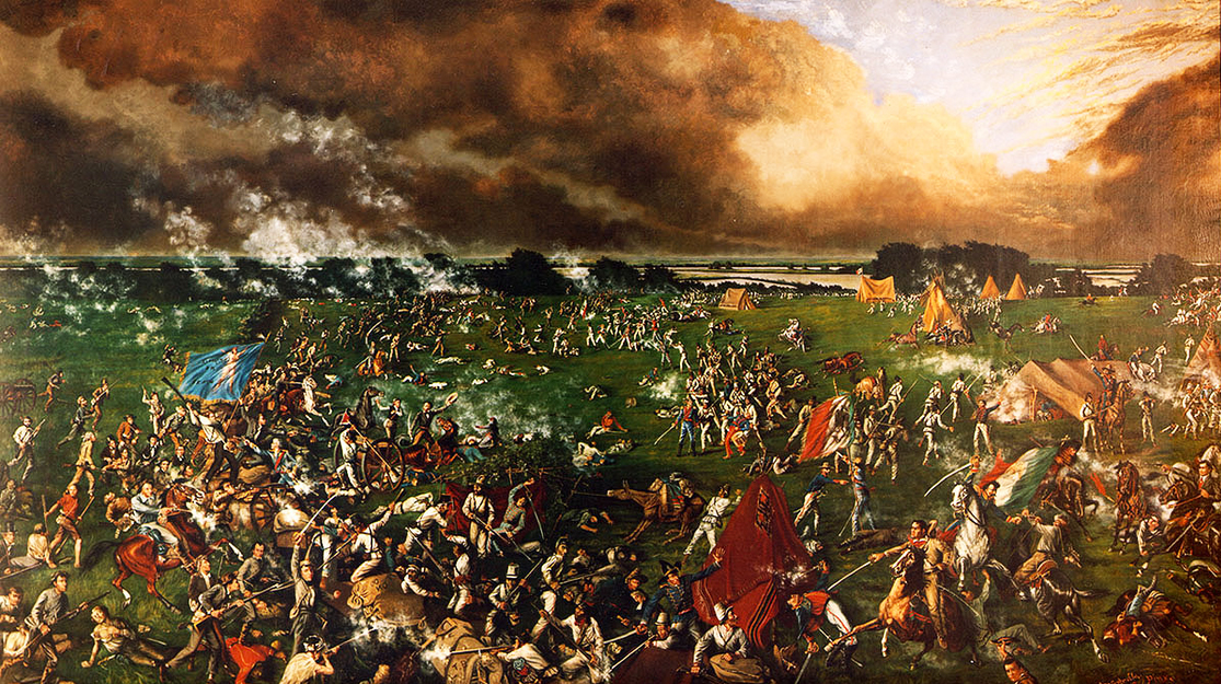 Texas Revolution, Battle of San Jacinto: Republic of Texas forces defeat Mexican troops on April 21, 1836