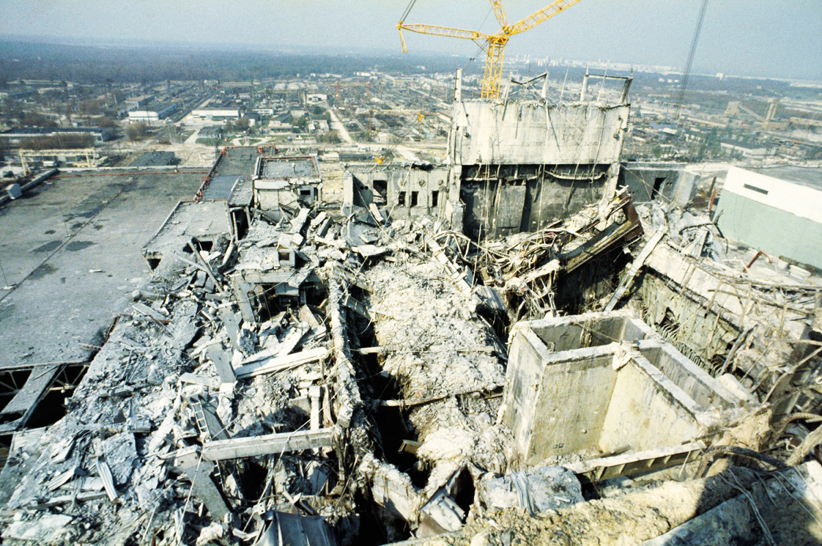 Five Weird Things You Didn't Know About Chernobyl