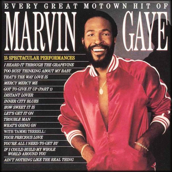 """Got to Give It Up"" - Marvin Gaye 1977"