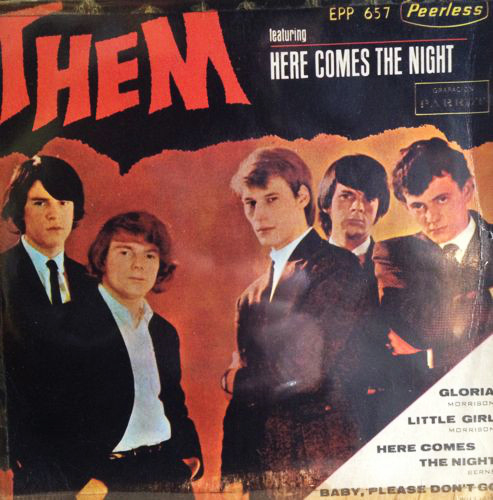 """Here Comes The Night"" - Them 1965"
