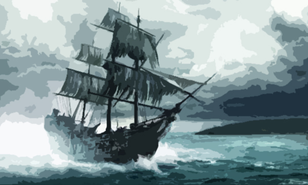 """Tales of Legendary Ghost Ships - Legend of El Caleuche"""