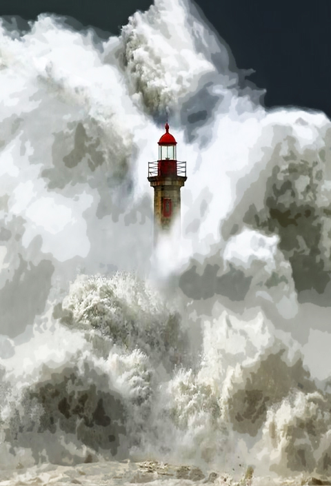 """Lonely Lighthouse - The Sentinel"""