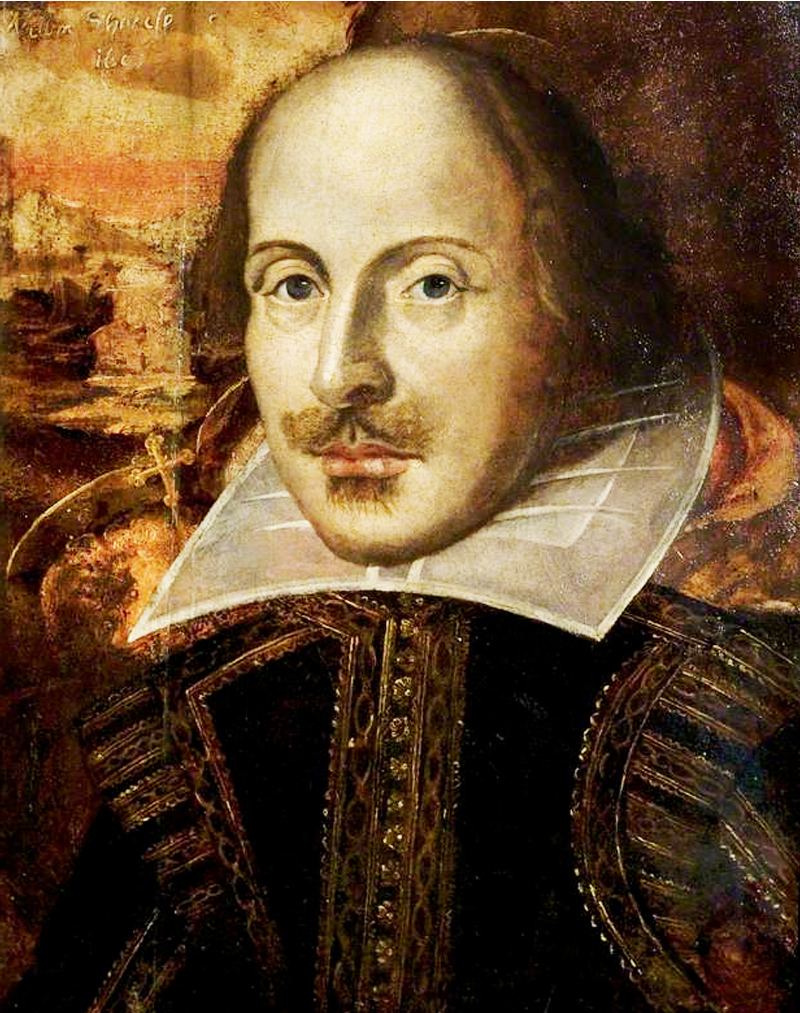 Do We Actually Know What Shakespeare Looked Like?