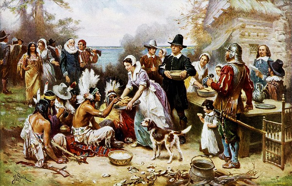 Mr. Answer Man Please Tell Us: The History of Thanksgiving in the United States