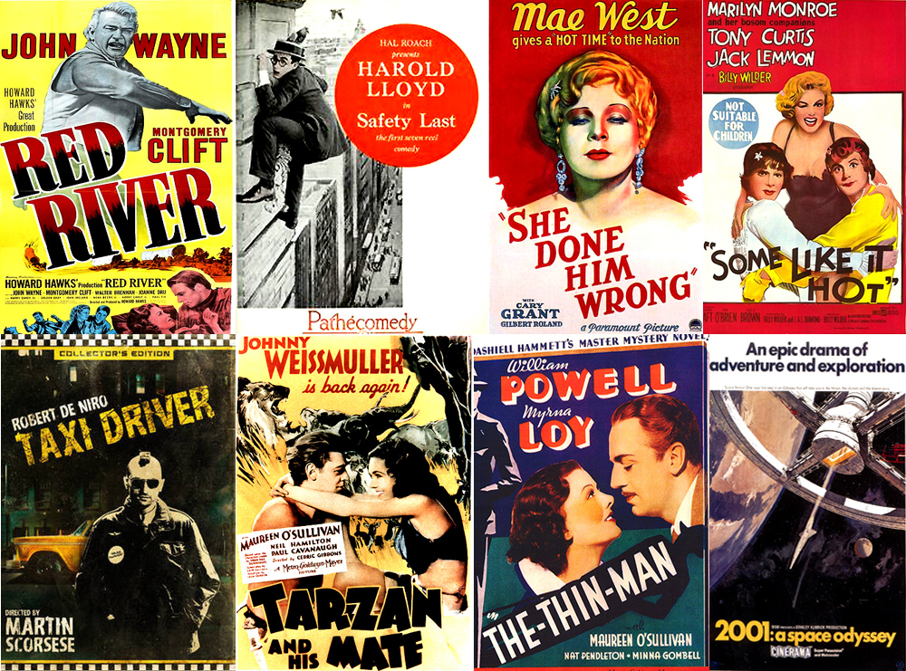 What Happens to Films Selected for Preservation by the Library of Congress?