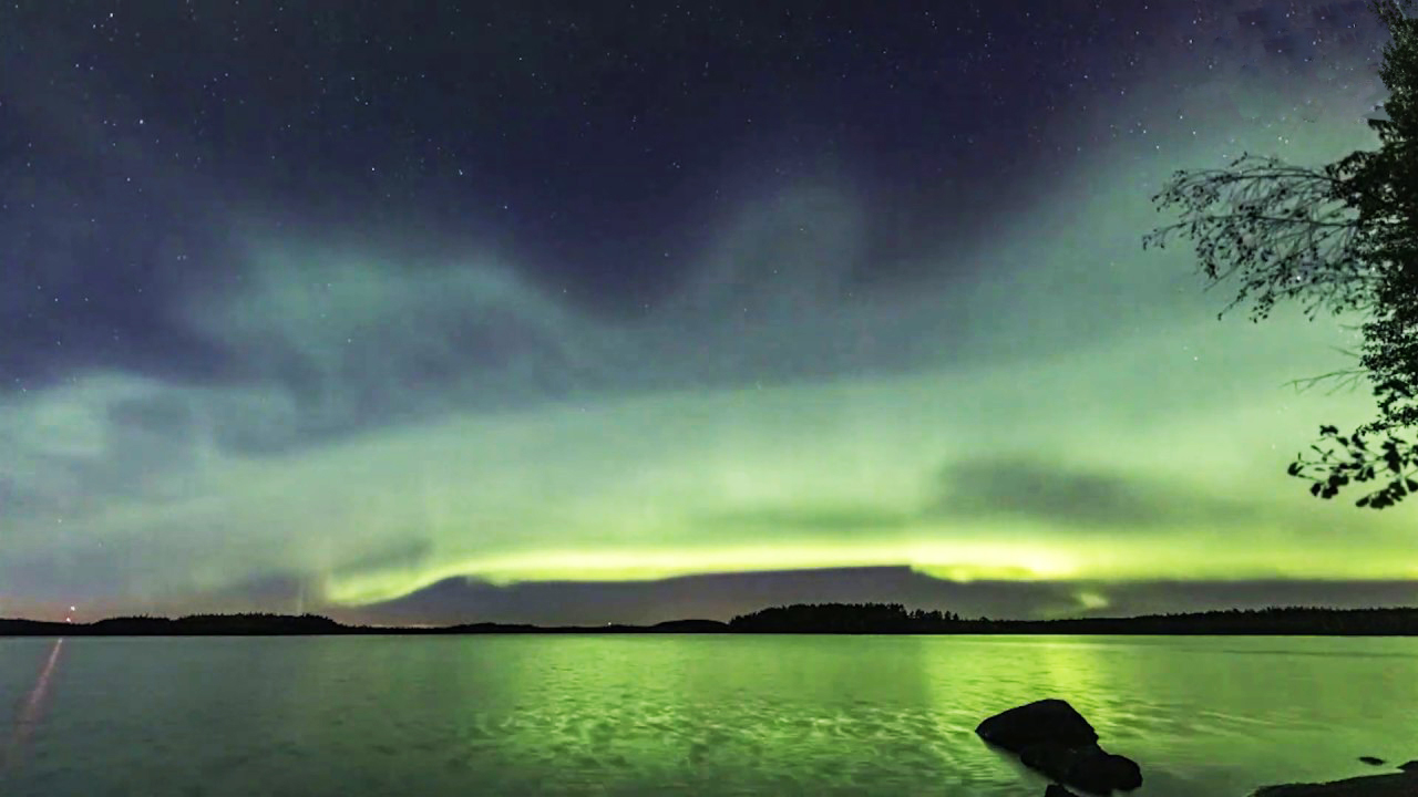 Citizen science discovers a new form of the northern lights