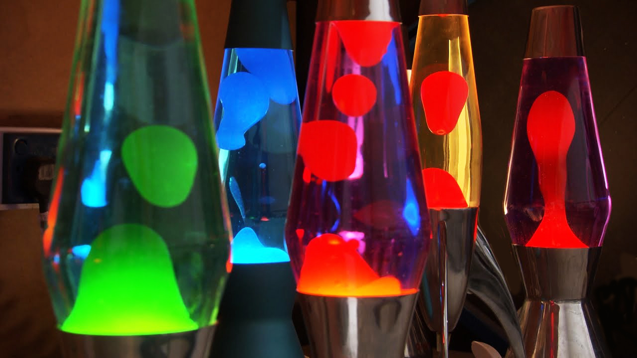 What's inside lava lamps, and how do they work?