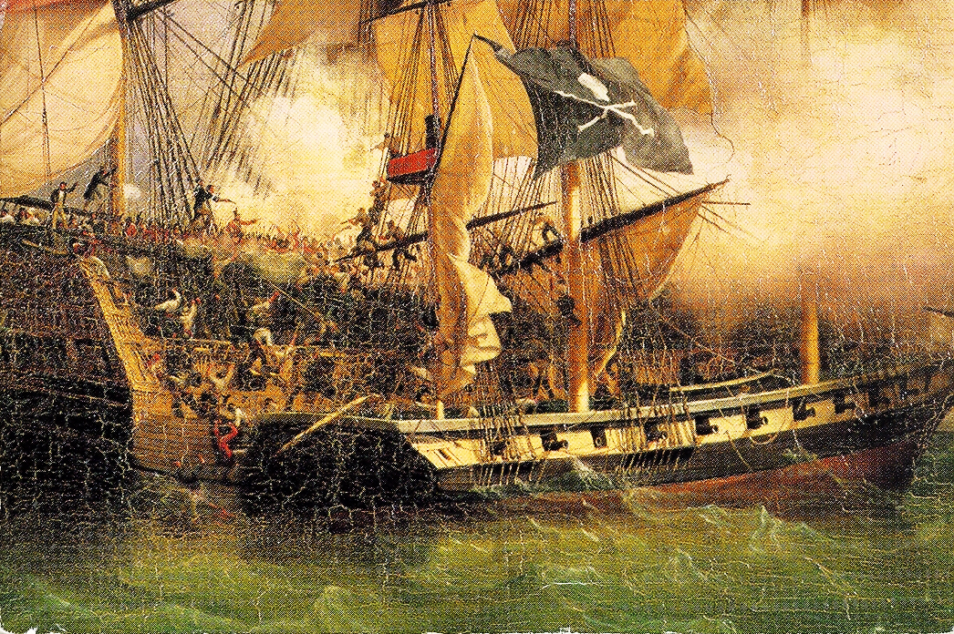What's the Difference Between Pirates, Privateers, Buccaneers, and Corsairs?