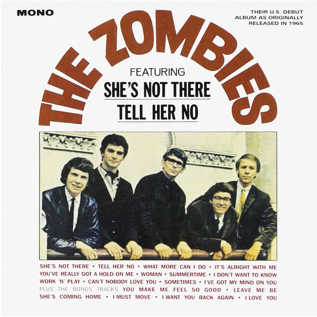 """She's Not There"" - The Zombies 1964"