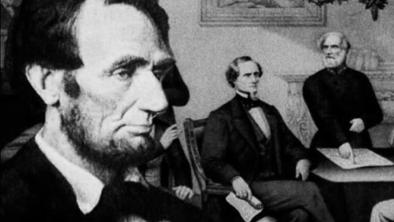 President Abraham Lincoln dies after being shot the previous evening by actor John Wilkes Booth - Vice President Andrew Johnson becomes President upon Lincoln's death on April 15, 1865