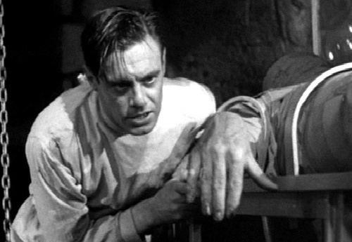 "Famous Quotes 1931: ""It's alive! It's alive!"" ~ Colin Clive, as Henry Frankenstein, in in ""Frankenstein"""