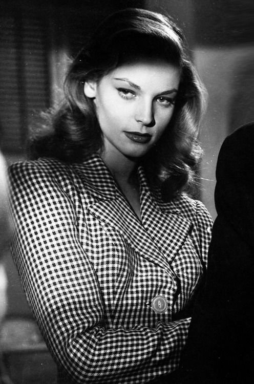 "Famous Quotes 1940: ● ""You know how to whistle, don't you, Steve? You just put your lips together and blow"" ~ Lauren Bacall in 'To Have and Have Not'"