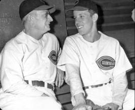 1944 - 15-year-old Joe Nuxhall becomes the youngest person ever to play Major League Baseball