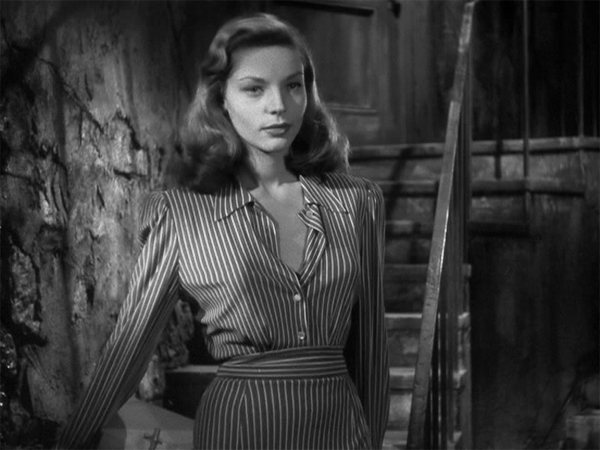 "Famous Quotes 1944: ldquo;You know how to whistle, don't you, Steve? You just put your lips together and blow"" Lauren Bacall"