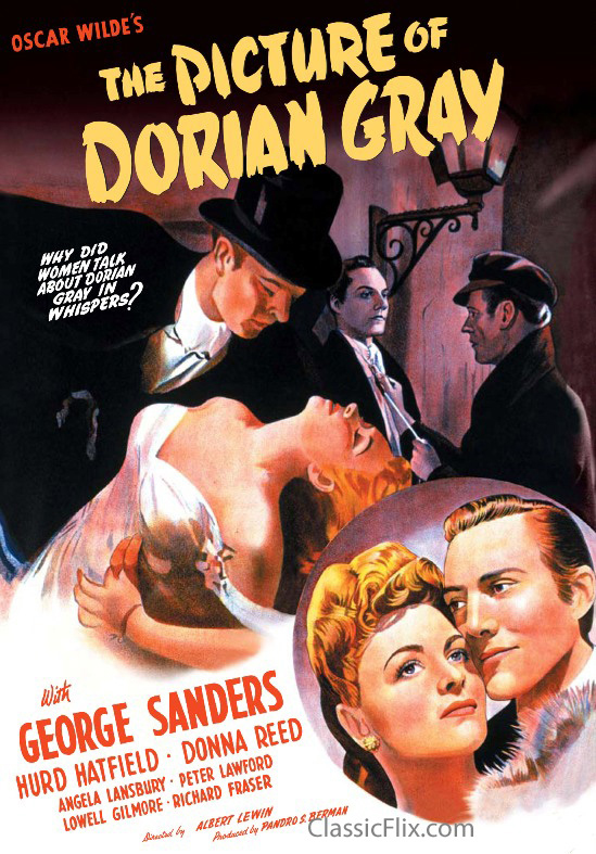 Most Popular Movies: 1945: The Picture of Dorian Gray