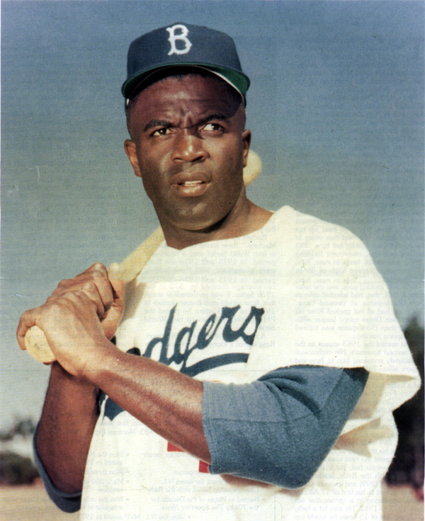 "Famous Quotes 1947: ""I am not concerned with being liked or disliked. I am concerned with being respected."" ~ Jackie Robinson"