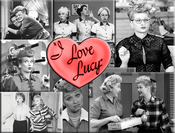 Most Popular TV shows: 1952: I Love Lucy (CBS)