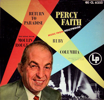 1953 Top Songs - Song From Moulin Rouge - Percy Faith