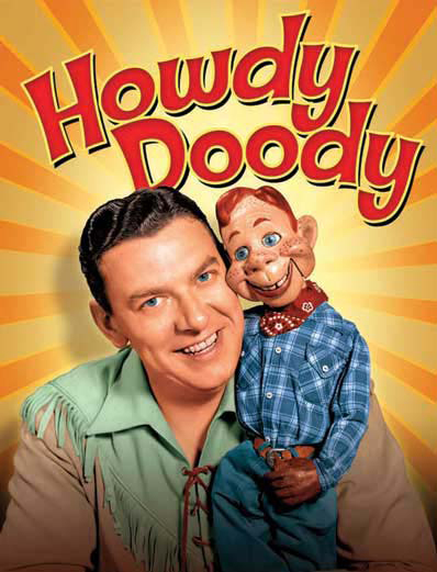 Famous Quotes 1954: 'Hey Kids, What time is it?' - It's Howdy Doody time!