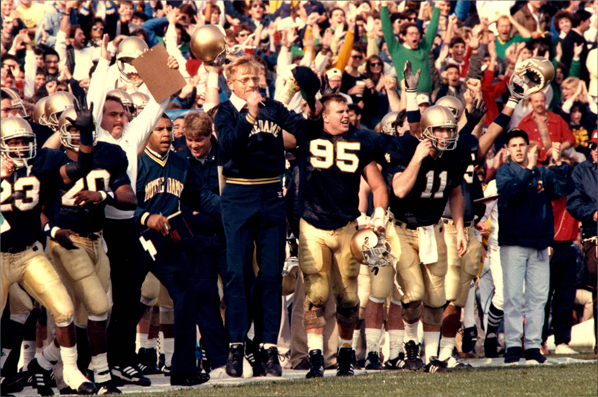 1988 NCAA Football Champions: Notre Dame
