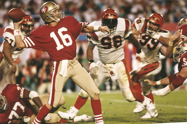 1989 Superbowl XXIII Champions: San Francisco 49ers