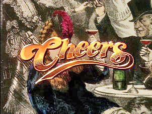 Most Popular TV shows 1990: Cheers (NBC)