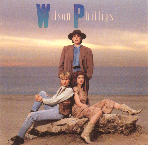 1990 Top Song - Wilson Phillips - Hold On
