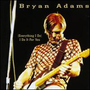 1991 Top Song - Bryan Adams - (Everything I Do) I Do It For You