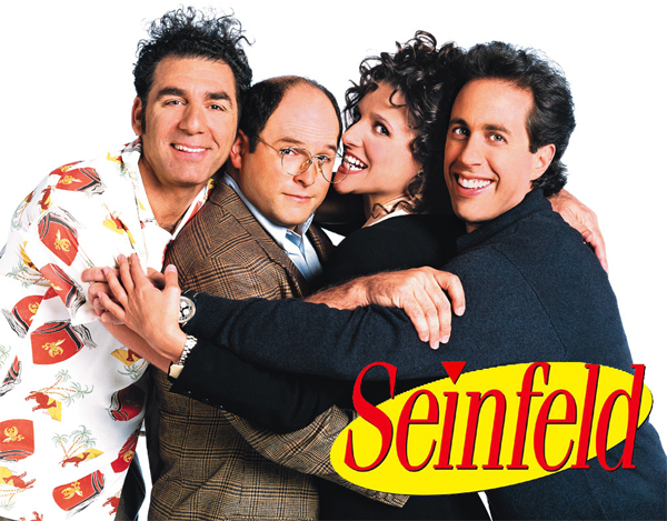 Most Popular TV shows: 1994: Seinfeld (NBC)