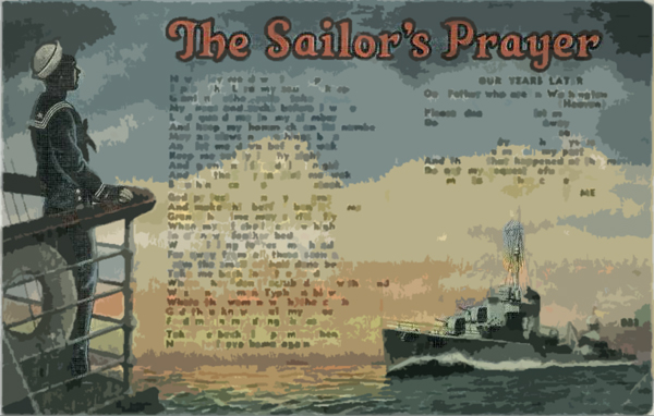 """A Sailors Prayer"""