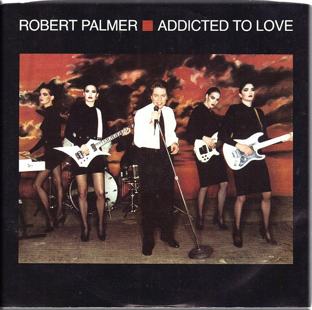 """Addicted To Love"" - Robert Palmer 1985"