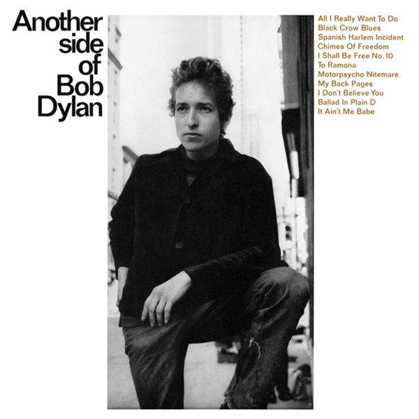 """All I Really Want To Do"" - Bob Dylan 1964"