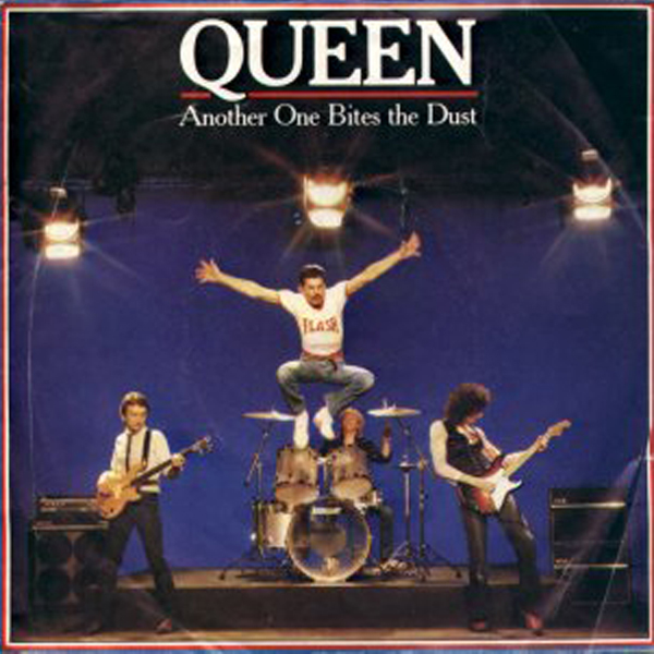 """Another One Bites The Dust"" - Queen 1980"