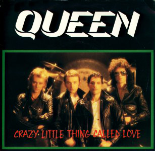 """Crazy Little Thing Called Love"" - Queen 1979"